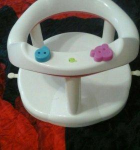 Прыгунки,стульчик для купания