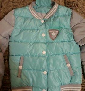 куртка-бомбер (молодёжная)