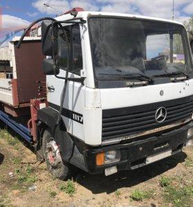 Манипулятор Mercedes Benz