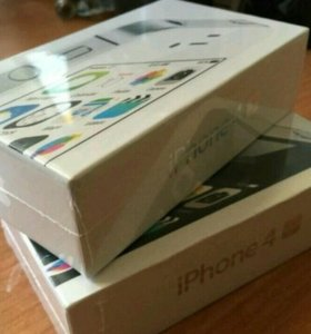 Новые iPhone 4S 16 gb/Black/White