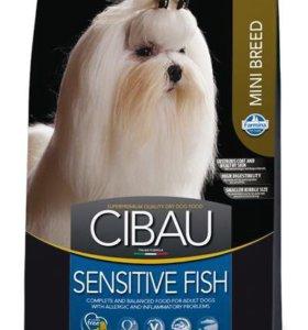 Корм для собак Farmina Cibau Sensitive Fish Mini