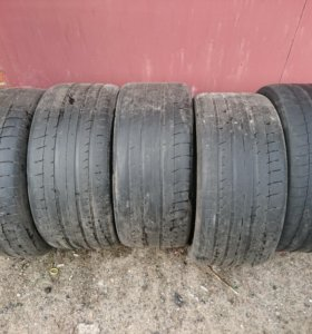 Резина Michelin latitude r21 295/35