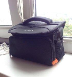 Сумка для фотоаппарата или камеры Sony