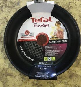 Сковородка Tefal (Новая)