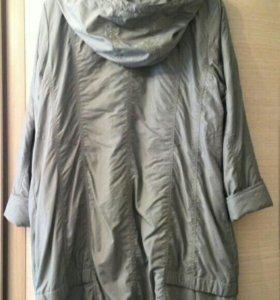 Пальто демисезонное (б/у)