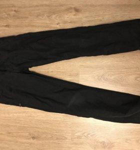 Тёплые спортивные брюки