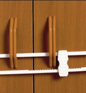 Блокираторы на шкафчики с ручками