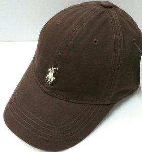 💎Кепка бейсболка Polo Ralph Lauren (коричневый)