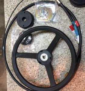 Рулевой редуктор комплект