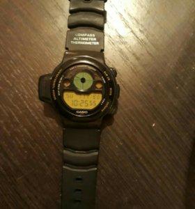 Часы очень редкие касио срочно