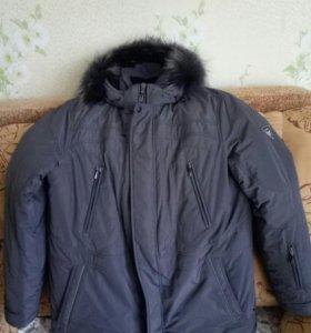 Куртка мужская 54-56р.