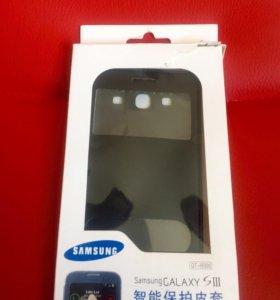 🌸 Новый Чехол-книжка для Samsung S3