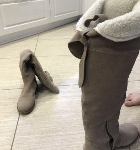 Обувь, зимние сапоги