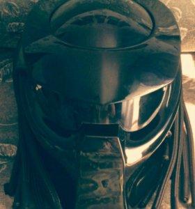 Шлемы Хищник