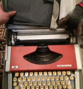 Печатная машинка unis tbm de luxe