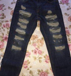 Новые джинсы Манго