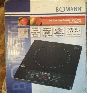 Индукционная плита bomann