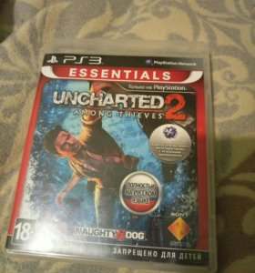 Uncharted 2 ps 3