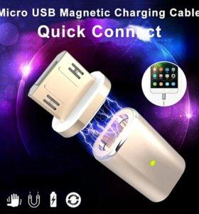 Магнитные адаптеры для iPhone и Android