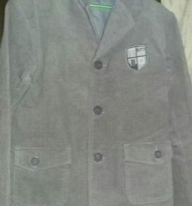 Новый пиджак р.128