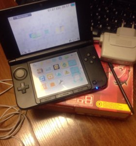 Гаджет Nintendo 3Ds xl