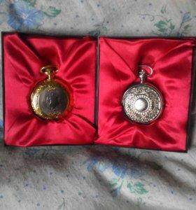 Карманные часы( коллекционные)