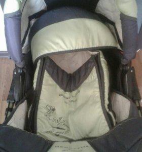 Детская коляска б/у