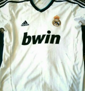 Оригинальная Футболка Реал Мадрид