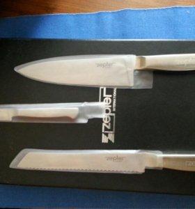 Продам 3 ножа zepter новые в упаковке (без торга)