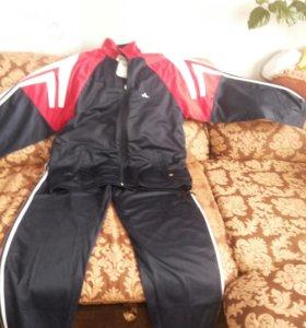Новый, спортивный костюм зима, с бирками