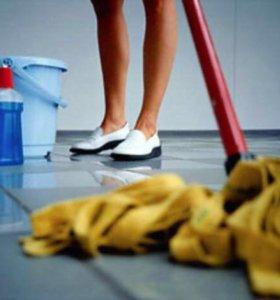 Уборка квартир ( чистый дом)!!!