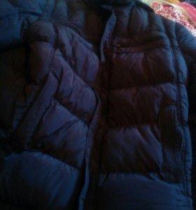 Куртка зима муж