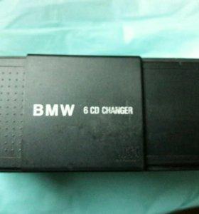 CD чейнджер на 6 дисков от bmw x5 (e53)