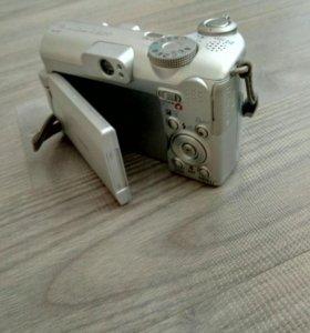 Фотоаппарат Canon Power shot A630