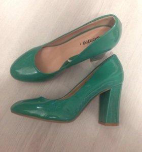 Туфли размеры 36-37,5