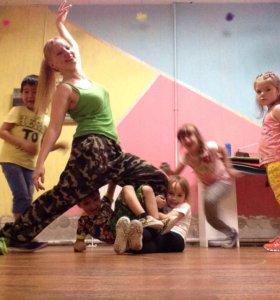 Танцы для детей 4-6 лет