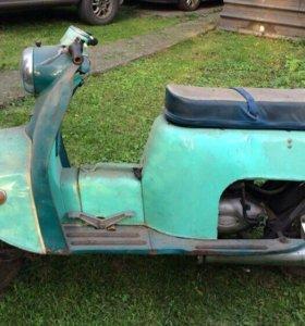Мотоцикл 200