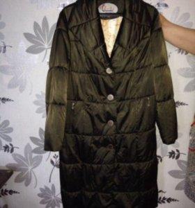 Куртка.цена снижена 50%