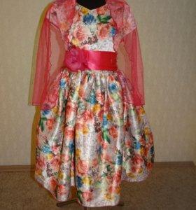 Нарядное платье ( Новое )