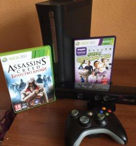 Xbox 360 120 gb