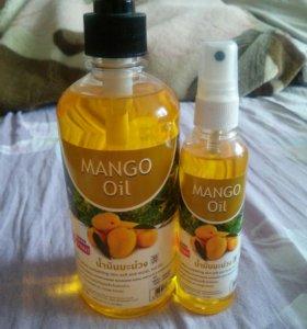 Манговое масло
