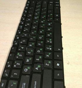 Клавиатура asus k50ab