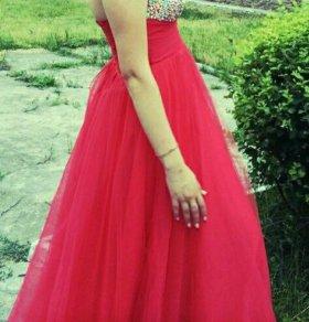 Платье на выпускной, фотосессию