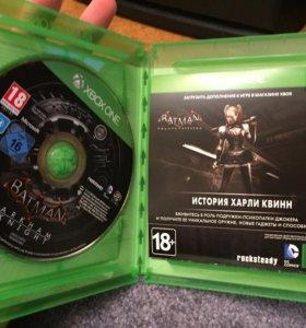 Batman Arkham city на Xbox one