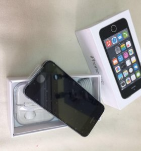 Новый iPhone 5 s 16gb