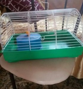 Клетка для хомяков (грызунов)