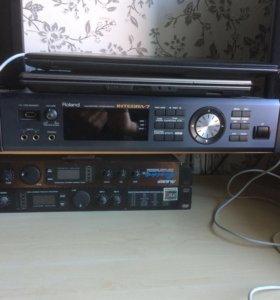 Звуковой молуль Roland integra 7
