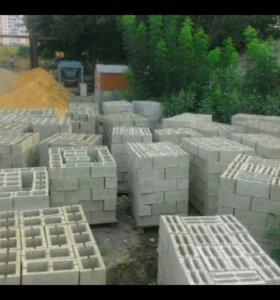 блоки 20х20х40