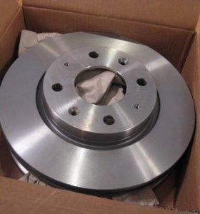 Тормозные диски KIA Cerato (4 шт.)