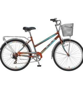 Прокат велосипедов с корзинками